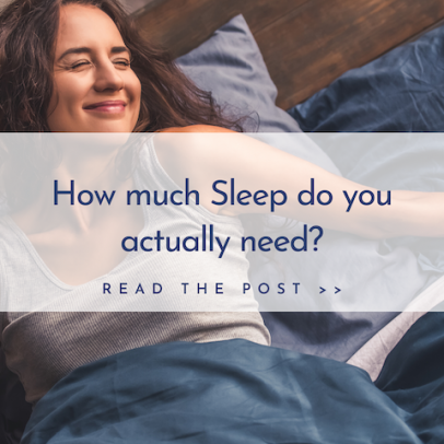 How Much Sleep Do You Actually Need