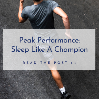 Sleep for Peak Performance