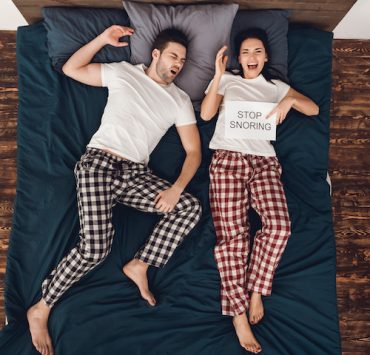 IS SNORING A PROBLEM?