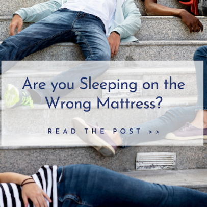 Common Symptoms of Sleeping on The Wrong Mattress