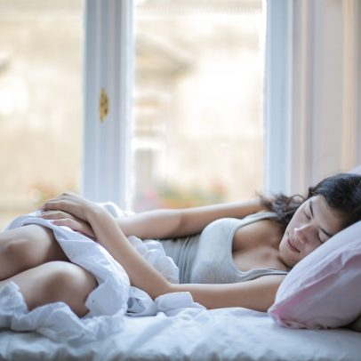 What does your sleep position say about you?