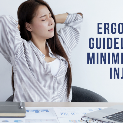 Ergonomic Guidelines to minimize Back Injuries